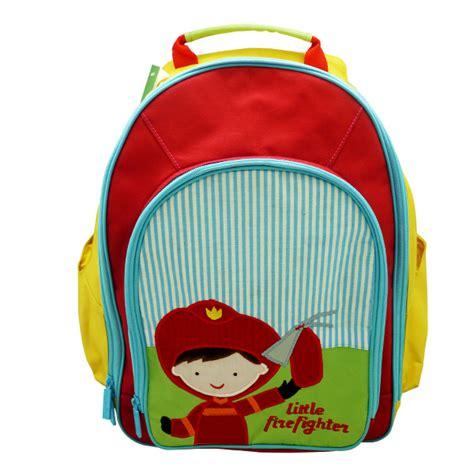 Souvenir Back Pack Transparanttas Ransel Anak jual tas sekolah ransel anak charlene fireman char coll gifts