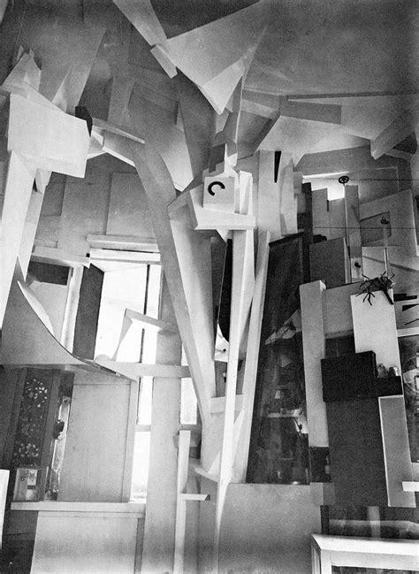 Merzbau   Creator: Schwitters, Kurt, 1887-1948 Title