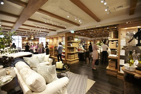 Decorating New Home Pottery Barn Opens In Sydney Australia