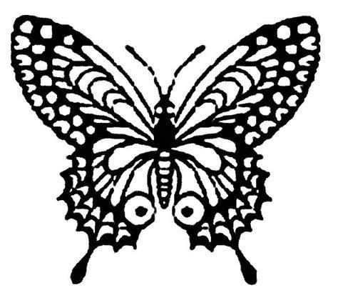 imagenes de mariposas monarcas para colorear dibujo mariposa monarca hermosa para colorear y tattoo