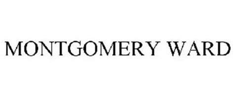 MONTGOMERY WARD Trademark of MONTGOMERY WARD, INC.. Serial