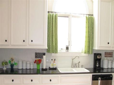 kitchen curtain ideas small windows country style bedroom furniture simple kitchen curtain