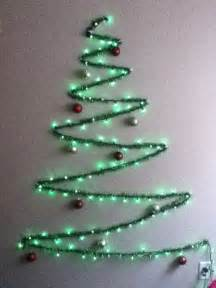 best 25 wall christmas tree ideas only on pinterest