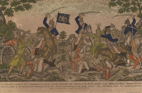 battle of thames river quizlet the battle of the thames 1812 virtual exhibition