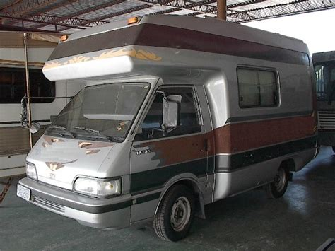 Kia Motor Homes Sucessor Da Safari Na Karmann Ghia Mac Guia Cing