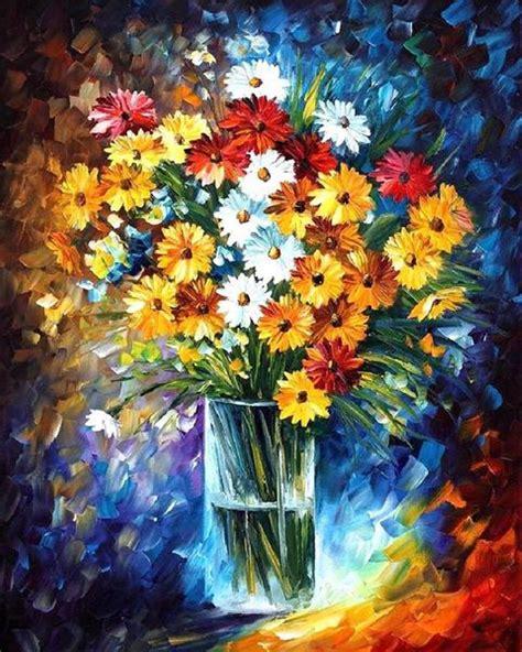 Lukisan Vintage Murah Hpwa 085799882700 jual lukisan bunga abstrak valet sedia juga bunga pemandangan gambar modern kanvas
