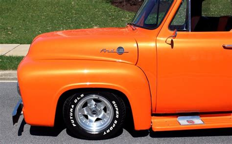 Craigslist Oc Garage Sales by 1955 Ford F100 1955 Ford F100 For Sale To Purchase Or