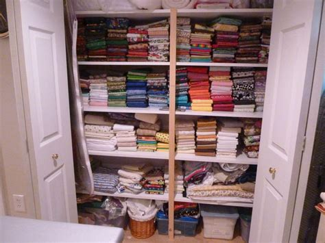 Quilt Fabric Storage Ideas by Fabric Collecting And Storage Ideas Post Your Tips And