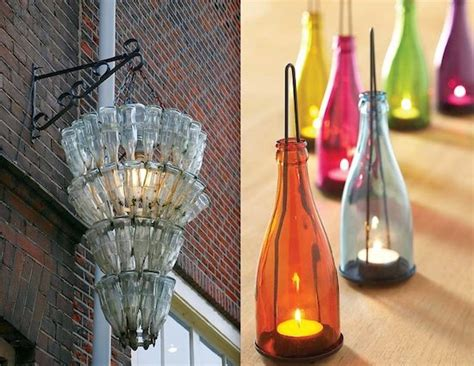 glass bottle upcycles  ideas upcycle