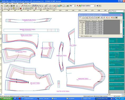 pattern grading rules pdf vetigraph cad cam solutions