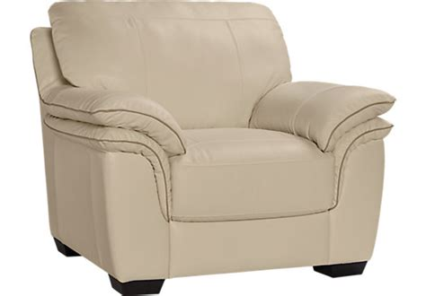 beige leather chair home grand palazzo beige leather chair