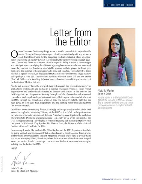 Research Letter To The Editor ims magazine 2012 by ims magazine issuu