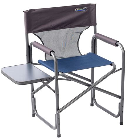 Cing Directors Chair by Quest Directors Chair Side Table Quest Traveller Directors Chair With Side Table In Blue Next