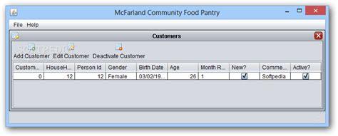 Mcfarland Food Pantry by Mcfarland Community Food Pantry