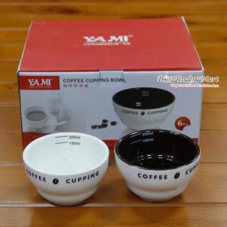 Yami Thermometer By Totochan Shop coffe cupping bowl yami ki盻ノ tra ch蘯 t l豌盻 ng cafe si 234 u