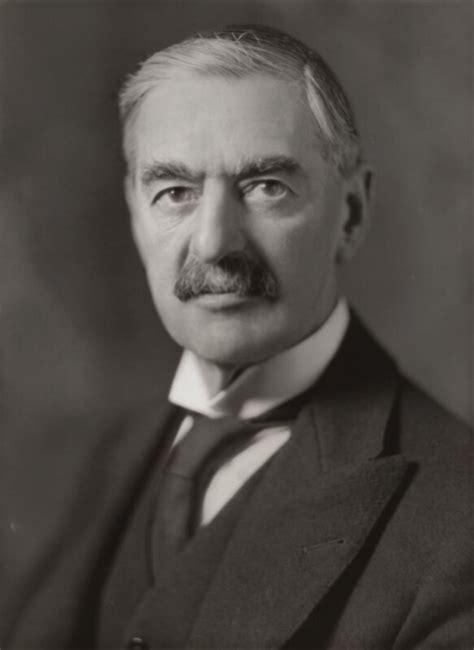 Neville Chamberlain npg x83574 neville chamberlain portrait national