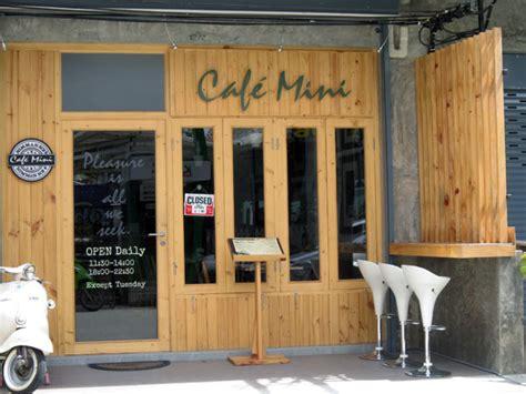 design cafe mini chiang mai restaurants chiang mai locator