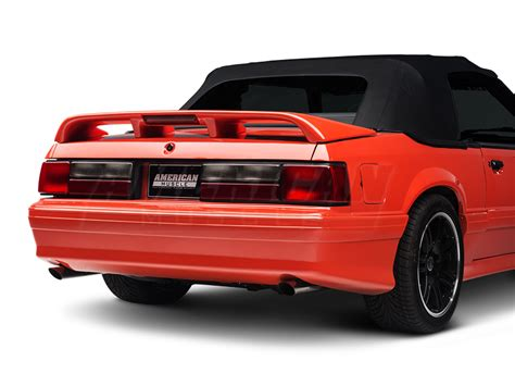 93 mustang lights mustang lx stock style replacement lights pair 87