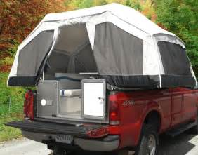 Truck Canopy Camper by Truck And Ground Tent