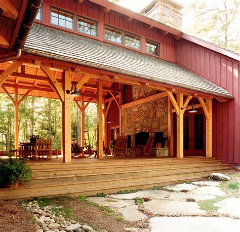 House Floor Plans With Inlaw Suite big timberframe dogtrot platt architecture pa platt