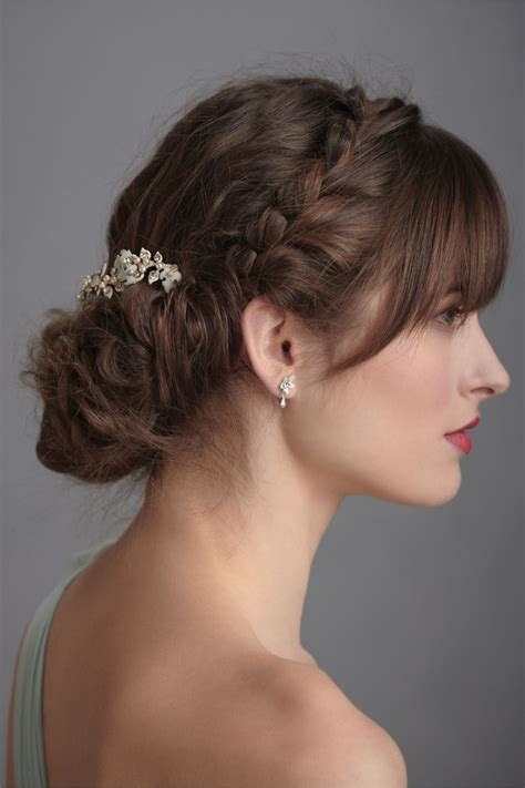 Galerry peinados de novia con pelo suelto