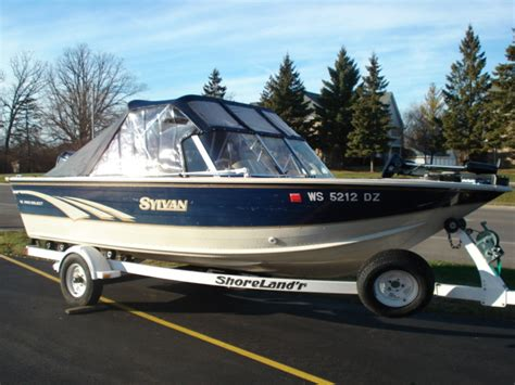 sylvan northwood boats used muskie boats for sale classified ads