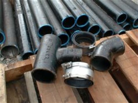 Cast Iron Plumbing Pipe by Cast Iron Drain Lines Are Easy And Ask The