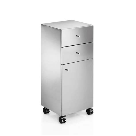 utility cabinet on wheels runner stainless steel utility cabinet