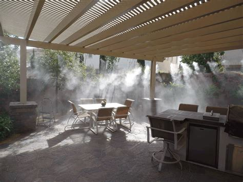 las vegas patio misters and misting systems