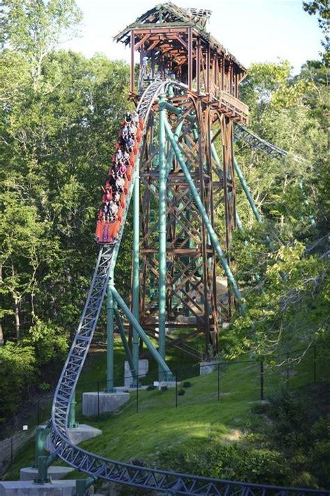 Busch Gardens Vertical Drop 25 Best Ideas About Roller Coasters On Roller