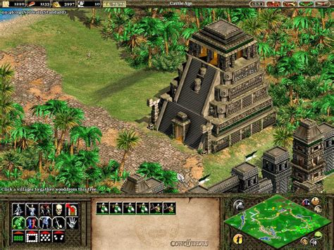 the conquerors age of empires 2 the conquerors pc review and full download old pc gaming