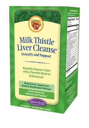 Milk Of The Thistle To Detox by Poisoning Symptoms Milk Thistle As A Liver