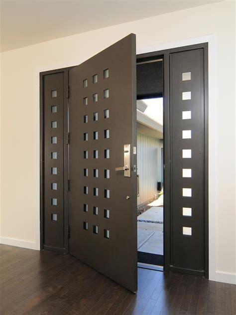 modern front doors   dallas door designs