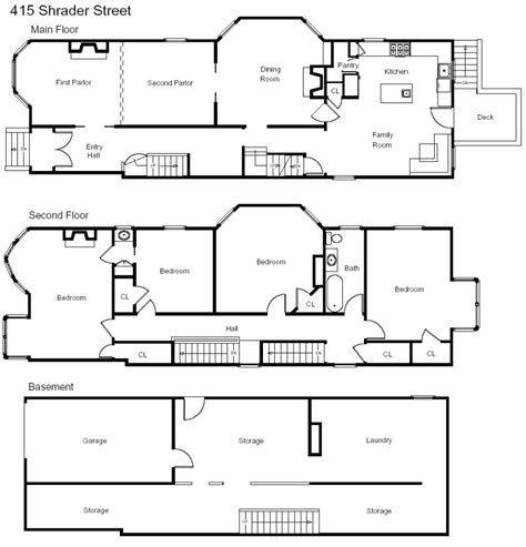 san francisco floor plans san francisco victorian houses floor plans house design