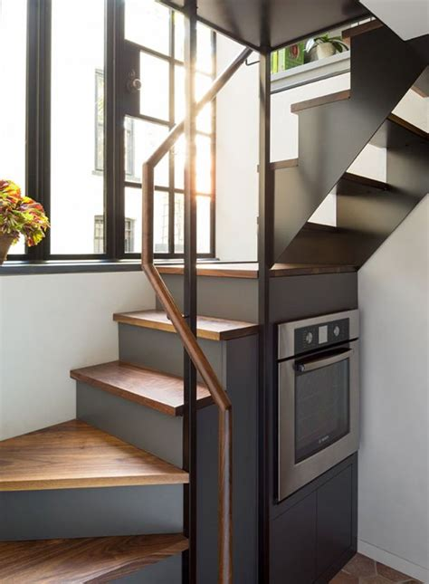 houses with stairs 17 best ideas about tiny house stairs on