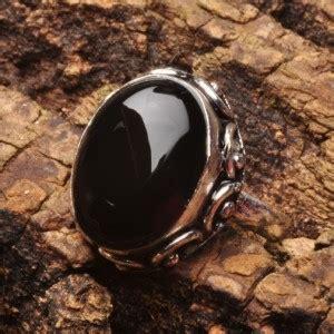 Cincin Batu Onyx Asli black onyx ring 8us cincin batu onyx asli