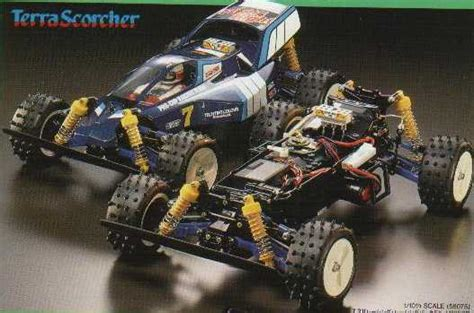 Terra Scorcher Rs rc wagens