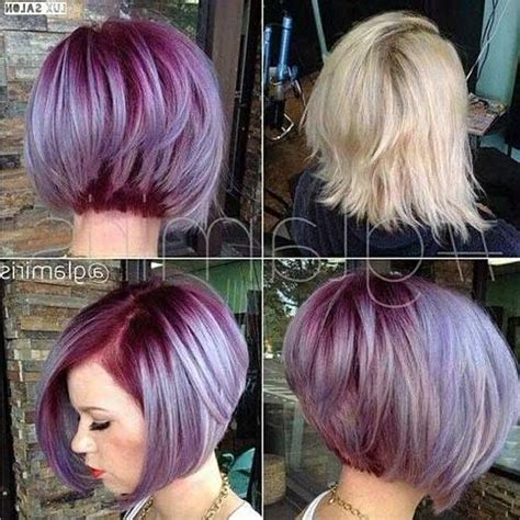 40 best bob hair color ideas bob hairstylecom 2018 popular short colored bob hairstyles