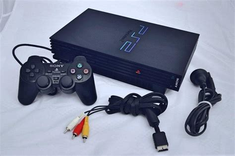 console playstation 2 sony playstation 2 ps2 console model scph 50002