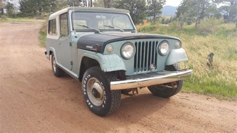 Jeep Commando S 1967 Jeep Jeepster Commando For Sale Jeep Commando 1967