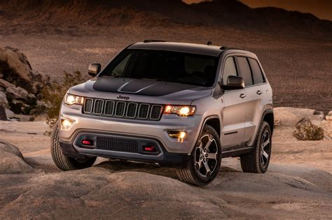 2018 jeep grand cherokee trailhawk 2018 jeep grand cherokee pricing for sale edmunds
