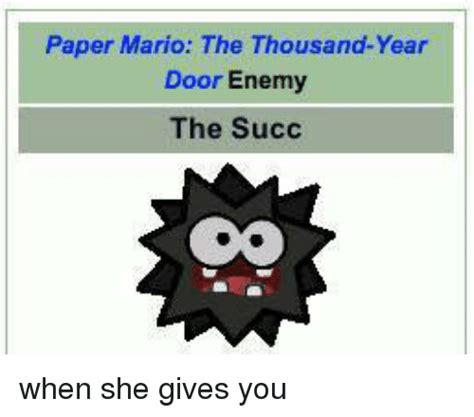 Paper Mario The Thousand Year Door Gloomtail by 25 Best Memes About Paper Mario The Thousand Year Door