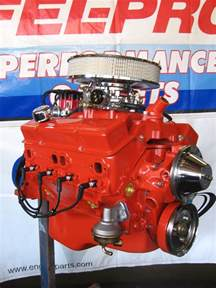 chevy 327 330 hp high performance turn key crate engine