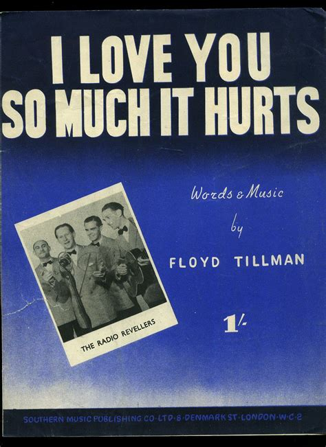 for so loved you books i you so much it hurts vintage piano sheet