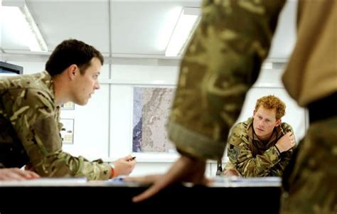 where does prince harry live capital live prince harry returns from afghanistan