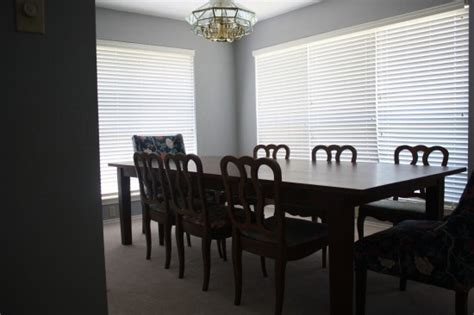 we moved our other dining room table into the breakfast our dining room before after love renovations