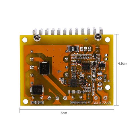 does capacitor charge on dc dc dc 8 32v to 177 45v 390v high voltage step up module zvs capacitor charge board