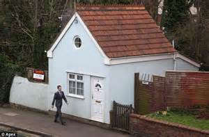 Small Home Equipment Uk Tiny Two Storey House That Is Just 13ft Wide Goes On The