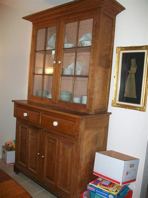 Antique Cupboards For Sale - antique amish stepback cupboard for sale antiques