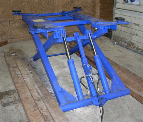 hydraulic lift table harbor freight product review harbor freight hydraulic scissor lift